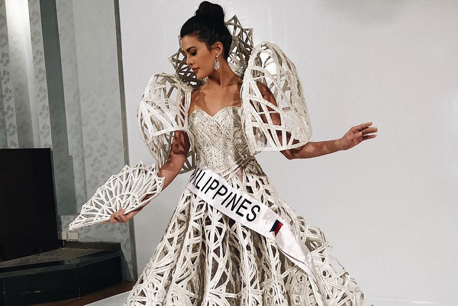 LOOK: Katarina Rodriguez wears unique Filipiniana gown for Miss ...