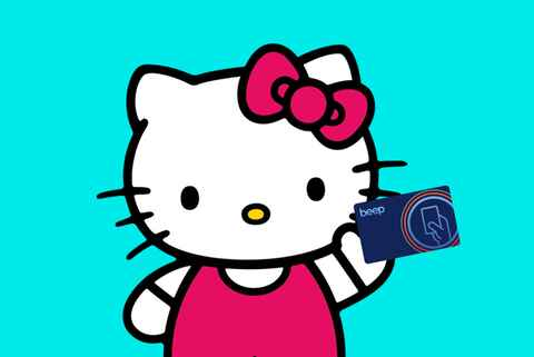 hello kitty beep 1