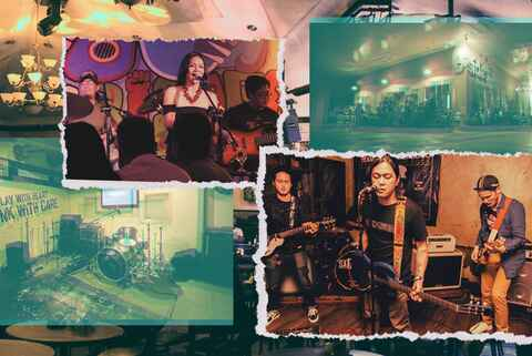 Nothing to Do? Swing by These 9 Hangouts Where OPM Is Alive and Kicking