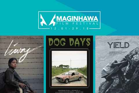 Mark Your Calendars: 2nd Maginhawa Film Festival Kicks off This December
