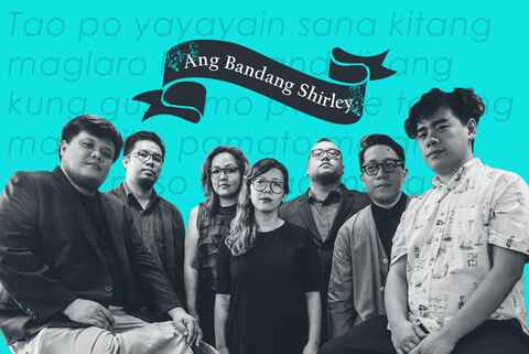8 Lines From Ang Bandang Shirley's 'Themesong' Album that Screams Poetic Allusions