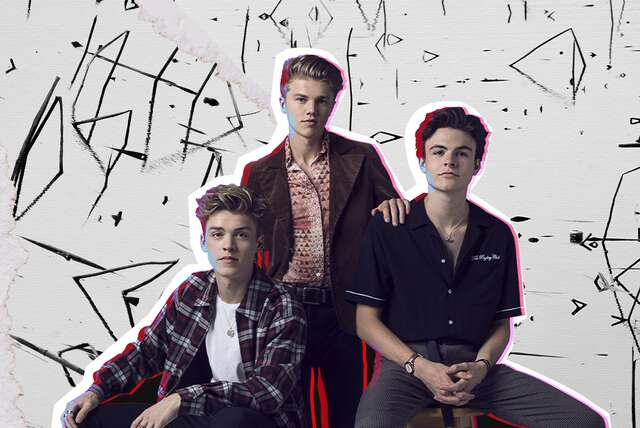 New Hope Club x Gen Boy Bands_Banner