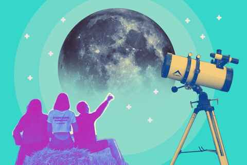 Meet the stars and the moon through Manila Street Astronomers' FREE telescope viewings