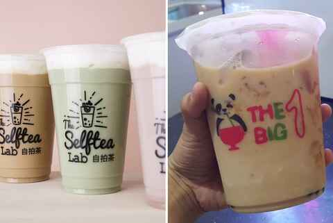 These shops found ways to upgrade your milk tea game