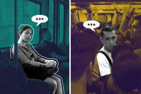 The Diary of an MRT Commuter