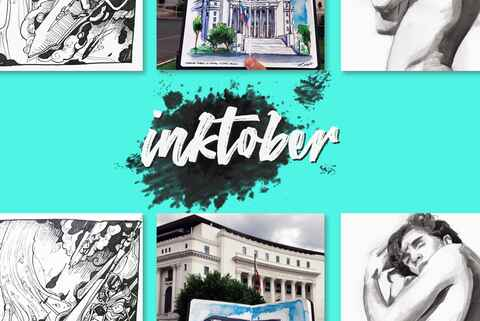 Local Up and Coming Artists on Instagram For Your Inktober Inspiration