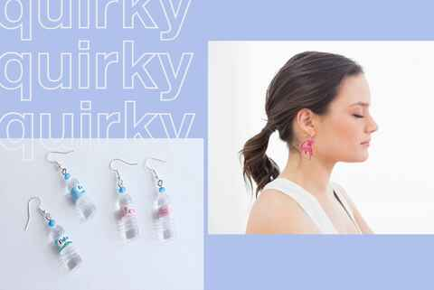 Quirky Earrings