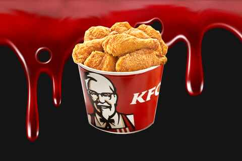 KFC Blood Gravy