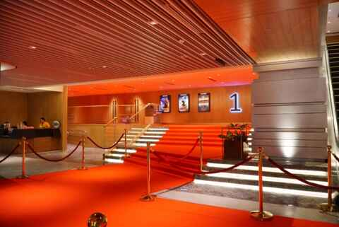 Cinephiles, a VIP Treatment Awaits at Shangri-La Plaza's New Red Carpet Cinema