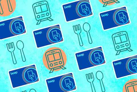 Beep Cards Are Now More Than Just for Train and Bus Rides