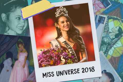 Update Your Miss Universe Trivia Knowledge With These Quick Facts About Catriona Gray