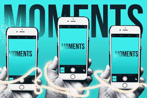 On Concerts: Just Because Our Phones Are Up Doesn't Mean We're Not in the Moment